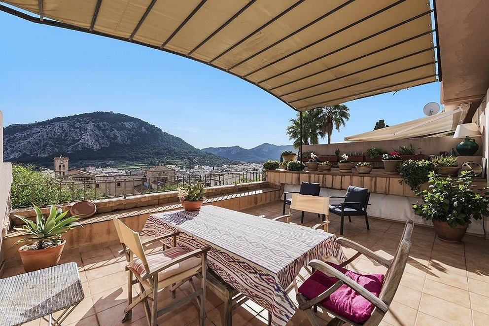 Town house for sale in Pollensa