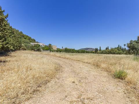 ALA0451 Rural plot with lovely views perfectly located in the centre of the delightful village Alaró