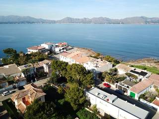 Building plot of 300m2 just metres from the sea in Barcarés, Alcudia