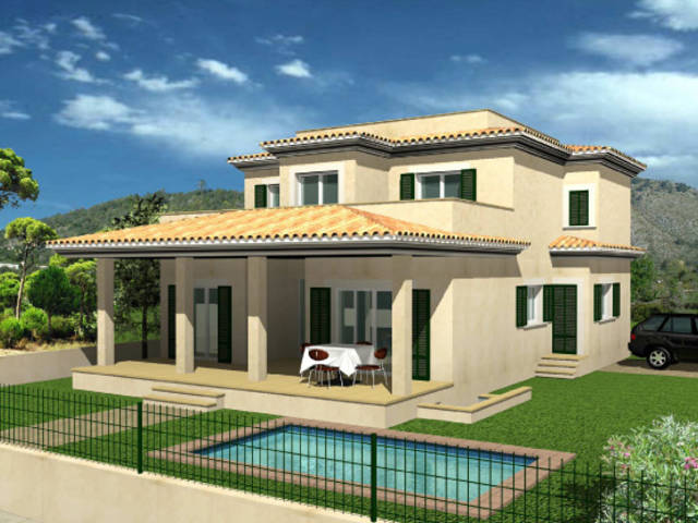 PLOT IN THE AREA OF BARCARETS, ALCUDIA.
