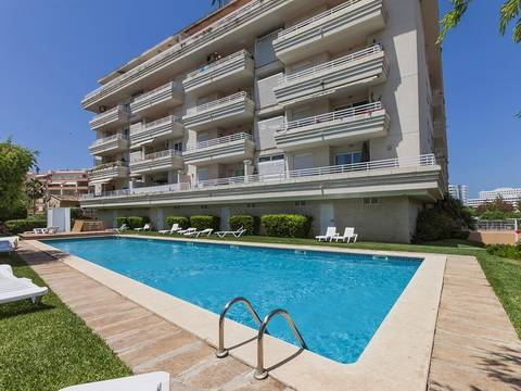ALC11437 Excellent apartment for sale in a residential community with pool in Puerto Alcudia