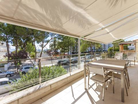 ALC11480 Bright and modern apartment with sea views, a few steps from the beach in Puerto de Alcúdia