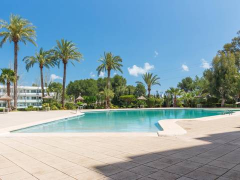 ALC11756 Smart apartment with large terrace, close to all amenities in Puerto Alcudia