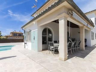 Excellent holiday villa few minutes away from the beach in Can Picafort