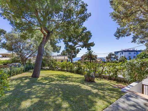 ALC40393 Semi-detached house with distant sea views in a quiet area near the sea and golf in Alcanada