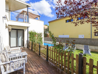 Modern villa with holiday rental license close to the beach in Alcúdia