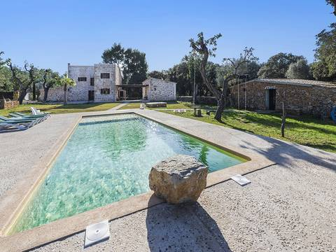 ALC50045PTA5 Impressive country property with 2 houses near historic Alcúdia town and the beaches
