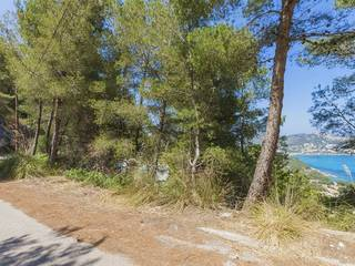 Plot with amazing sea views in an elevated position in Canyamel
