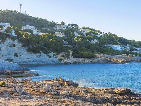ART0367CAP0 INVESTORS: Front Line Building Mallorca for 2 detached villas