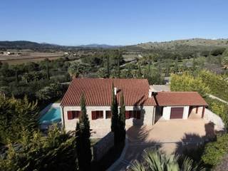 High class Villa for sale in idyllic landscape next to golf course, Canyamel