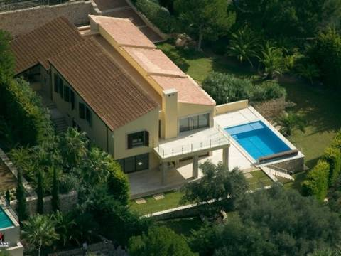 ART4KNO125 Luxury villa for sale with separate guest accomodation, Canyamel