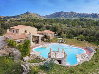 Charming natural stone finca with rental license in the stunning countryside near Artà