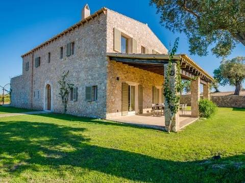 ART52521B Mediterranean inspired finca with picturesque views in Arta
