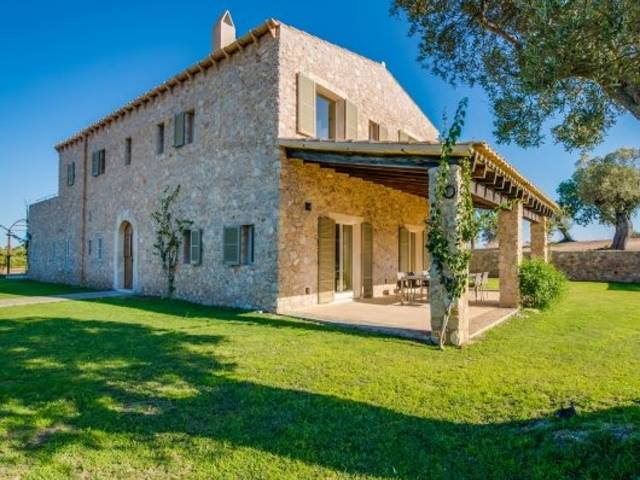 Mediterranean inspired finca with picturesque views in Arta