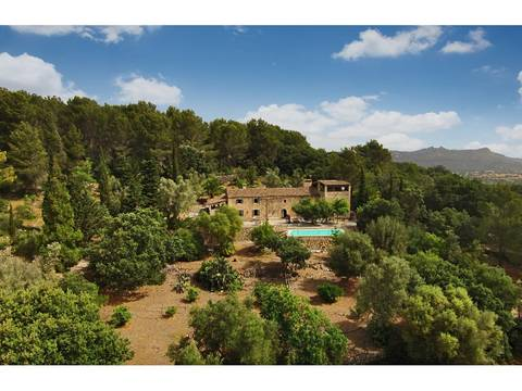 ART5808 Authentic country house set in the stunning nature on Artà''s immediate outskirts
