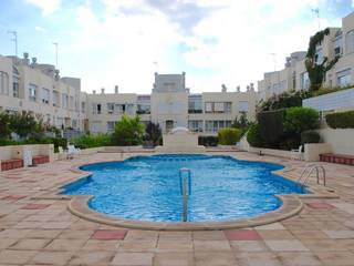 Duplex for sale in residential community with pool in the center of Palma
