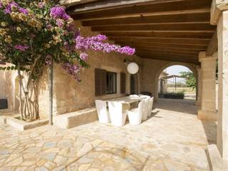 Charming country estate with touristic rental license and vineyard in Binissalem