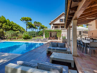 Enchanting 6 bedroom villa in a prestigious and peaceful area in the north of Mallorca