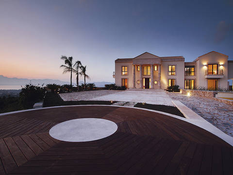 BON4779RM Luxury villa in Mallorca with private helipad, SPA, Indoor Pool and the best views on the Island