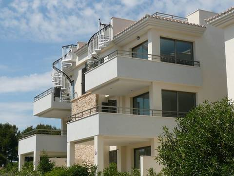 CAD1PVD11043 Apartments in second line with fabulous sea views located in the north-east of Mallorca
