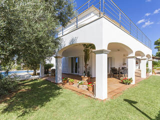 Spacious villa with private pool, close the the beach in Cala d´Or