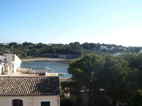 CADPOP1876 Sea view, as new penthouse close to the sea in charming Porto Petro