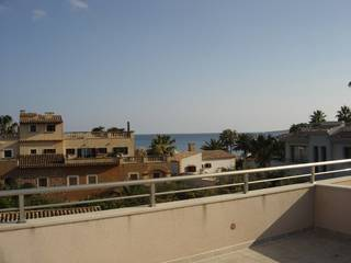 Apartment for sale with private garden in Port Verd