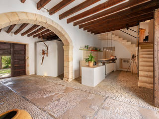 Restored designer finca with hotel license and pool in a peaceful area of Campanet