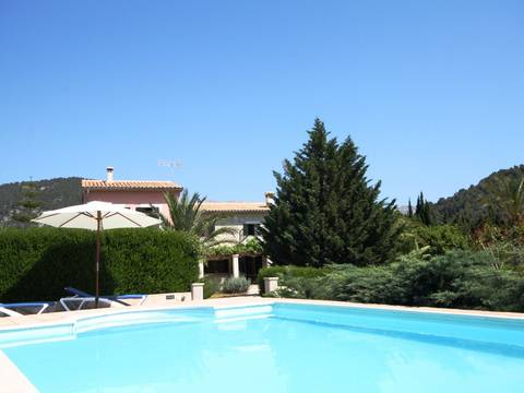 CAM5614POL5 Beautiful country villa near Campanet with private pool