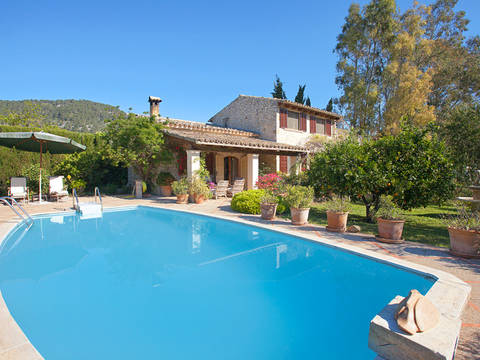 CAM5700POL5 Delightful finca for sale near Font Ufanes Campanet with pool