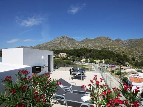 CAV11655 Investment opportunity: Apartments with unrivaled sea views in Cala San Vicente