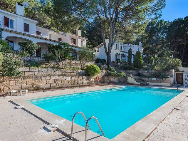 Villa with rental license, walking distance from the beach in Cala San Vicente