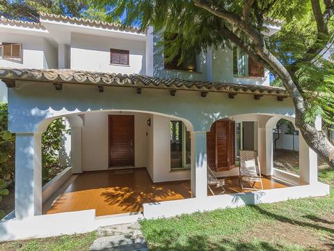 CAV40450POL4ETV Villa with rental licence, walking distance from the beach in Cala San Vicente
