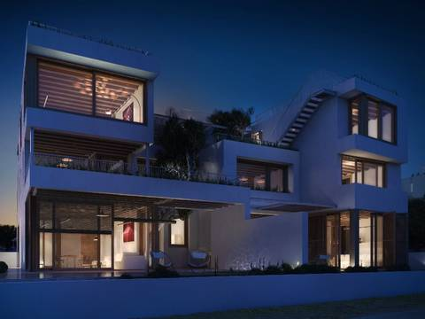 CSJ40191C New high quality development with sea views in the southeast of Mallorca