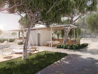 New high quality development with sea views in the southeast of Mallorca