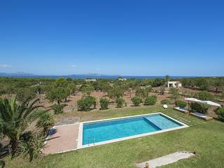 Outstanding country estate with magnificent views over Alcúdia Bay, Colonia San Pere