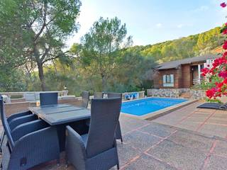 Great villa for sale in private location with pool, Ses Olleries