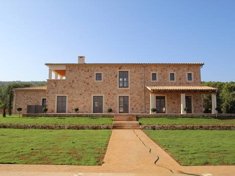 EUG52453 Modern new build villa built to high standards in the countryside near Santa Maria