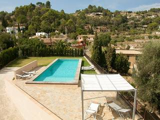 Magnificent home in the picture postcard mountain village of Galilea