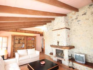 Wonderful countryside property with enviable views near Inca