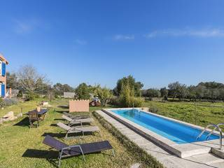 Country property with pool located in the peaceful area between Inca and Llubí