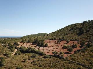 Awesome plot of land with sea views near the Rafa Nadal Tennis Academy