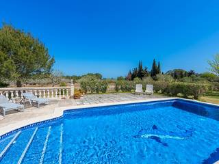 Pretty villa with rental license in the peaceful countryside not far away from Muro village