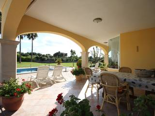 Pleasant Country House for sale in Muro with private garden and swimming pool