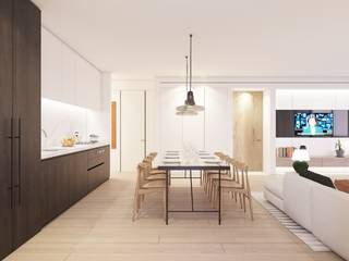 Luxury apartment with high quality finishing in center of Palma