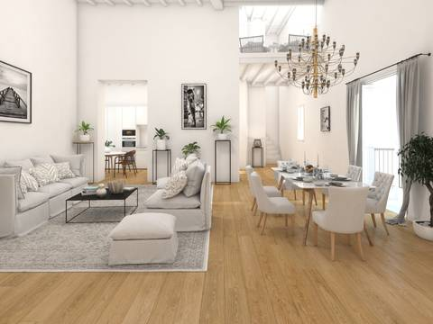 PAL11517 Magnificent project with top quality apartments in the historical center of Palma