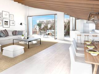 Magnificent project with top quality apartments in the historical center of Palma