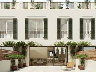 Brand new luxury villas for sale in the city of Palma