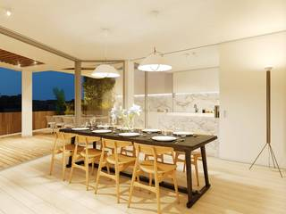 Luxurious penthouse apartment of astounding quality in Palma de Mallorca