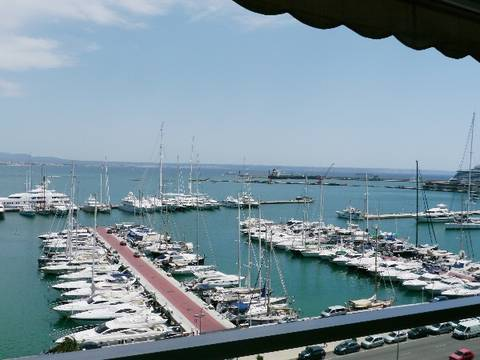 PAL1LF91188 APARTMENT WITH MAGNIFICENT VIEWS, PALMA, MALLORCA.
